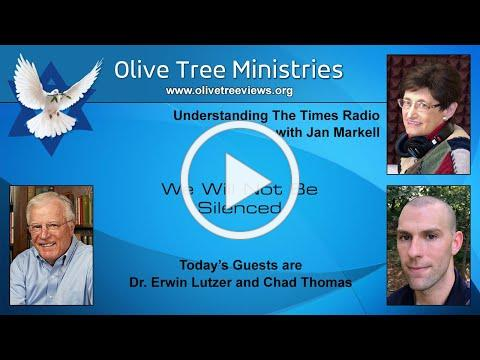 We Will Not Be Silenced - Dr. Erwin Lutzer and Chad Thomas
