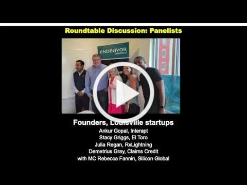 Silicon Global Online - Bluegrass Innovation Roundtable