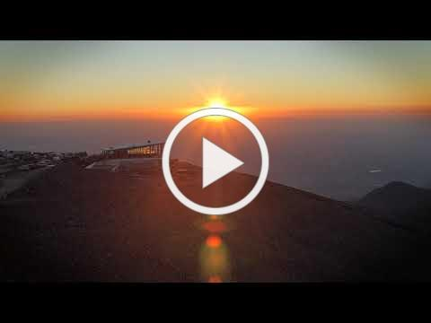 Sunrise at the Top of Pikes Peak I 2020