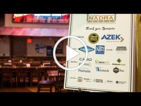 NADRAs 2017 Awards Dinner Recap Video