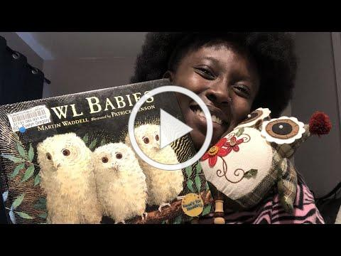 Bedtime IG Live with Clio - Owl Babies by Martin Waddell (Fri Apr 30)