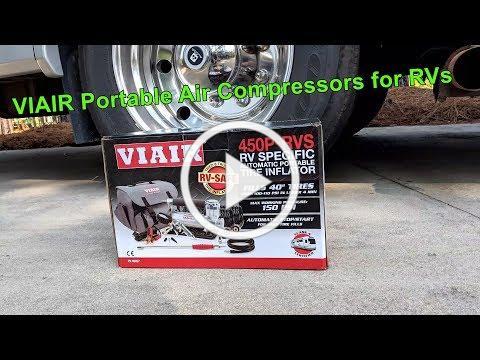 VIAIR RV Portable Air Compressors
