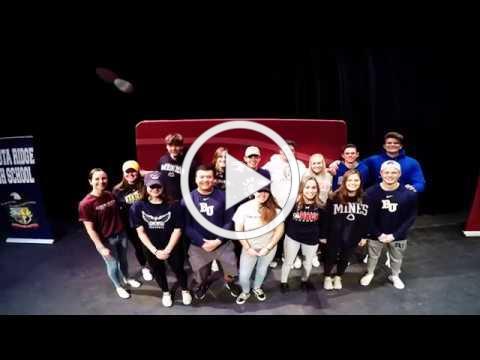 Signing Day: Dakota Ridge High School