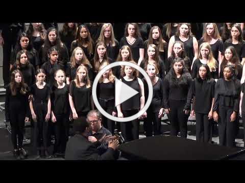 2020 ACDA Southern Region Junior High Honor Choir - Be the Change