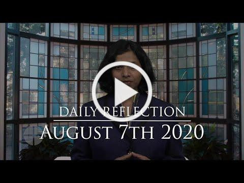 2020 08 07 Reflection 411