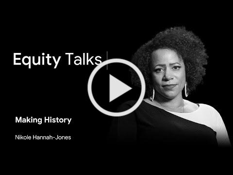 The Search for Racial Equity   The 1619 Project   Nikole Hannah-Jones & Dr. Kamau Bobb