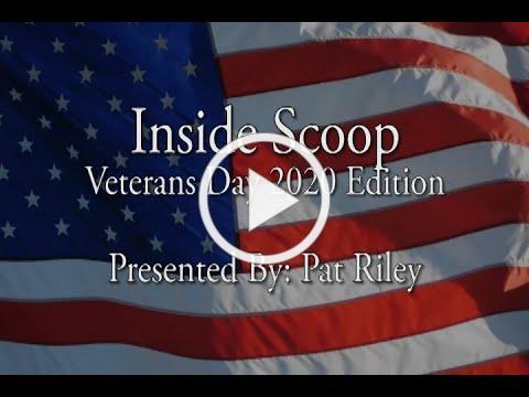 Inside Scoop Veterans Day Special 2020
