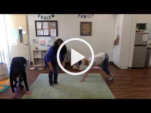BGN Social Distance Yoga
