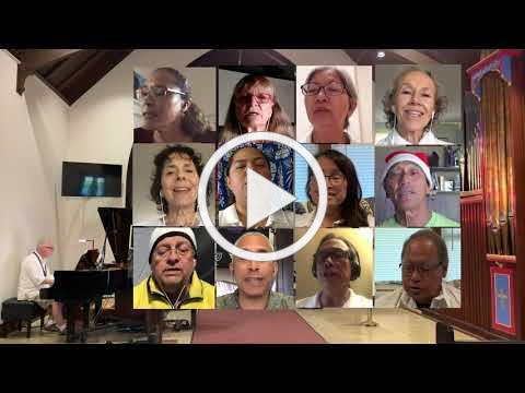 All Saints Virtual Choir - Peace, Peace