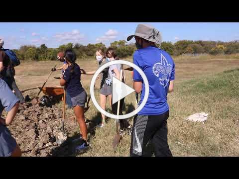 Paying It Forward Is A Budaful Thing: Logan Cameron/Eagle Scout Project