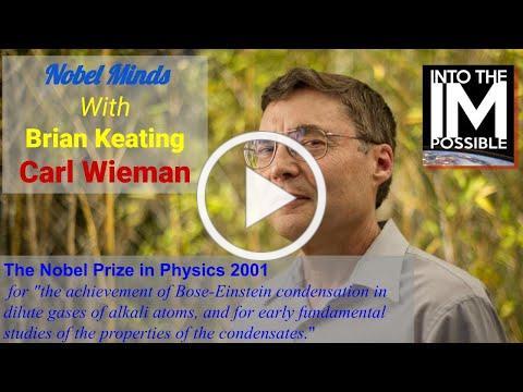 Nobel Laureate Carl Wieman: science pedagogy; debunking Malcolm Gladwell's 10,000 hour rule.