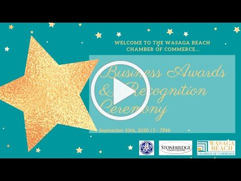 2020 Business Awards and Recognition Ceremony
