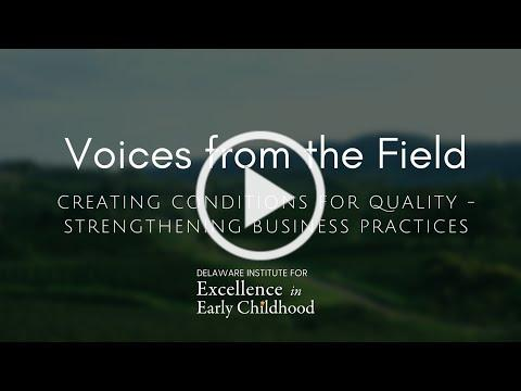 Voices from the Field: Kimberly Colder
