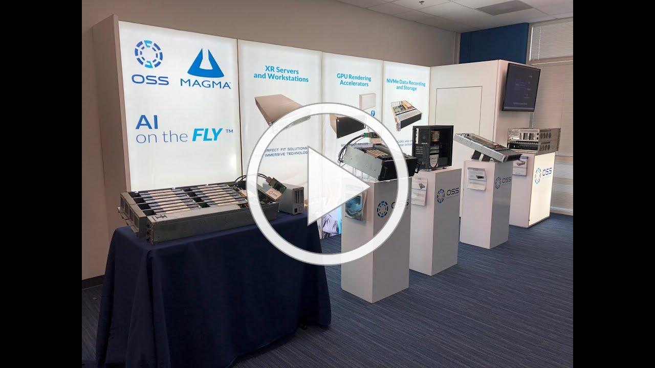 NAB 2020 OSS Virtual Booth Tour
