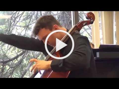 Charles Jarvis - Lalo Cello Concerto