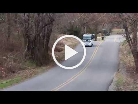 Tony - Crozet Autonomous Shuttle Cruise