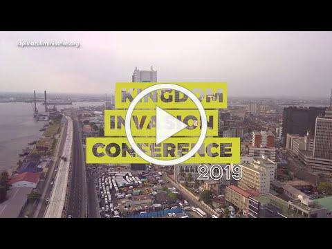 Kingdom Invasion Conference 2019 - The Speakers
