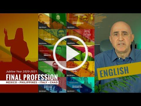 FINAL PROFESSION 2020 - English