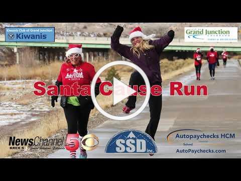 Santa Cause Run 2020