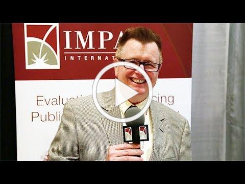IMPAQ On Site - APPAM 2017 - Matt Stagner