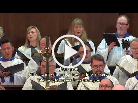 Jesu,Jesu, Fill Us with Your Love (CHEREPONI)