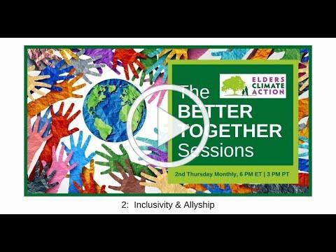 July - Inclusivity & Allyship