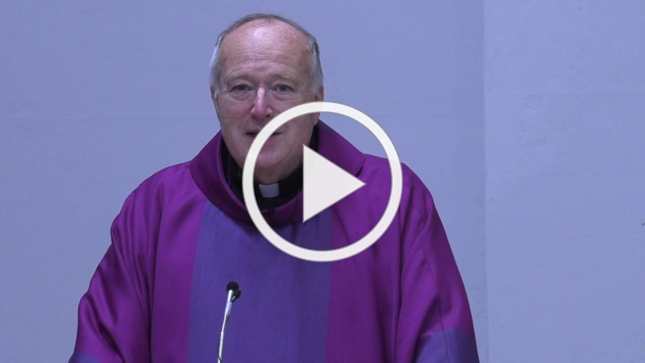 Mass Bishop Robert W. McElroy-March27, 2020