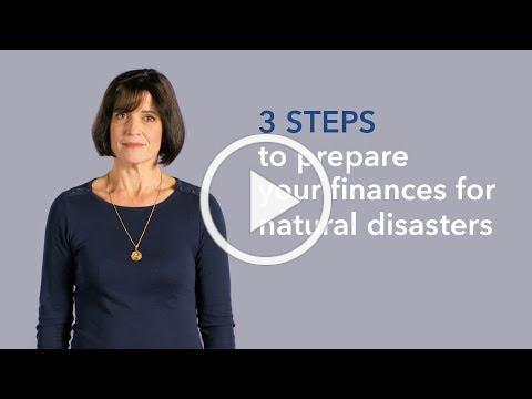 3 Steps to Prepare Your Finances for Natural Disasters - consumerfinance.gov