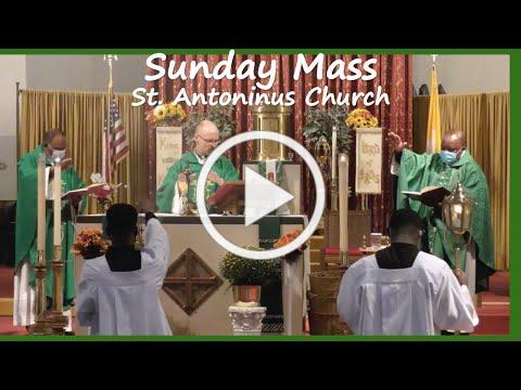 MASS- Sixth Sunday in Ordinary Time- St Antoninus Church, Feb 14 2021