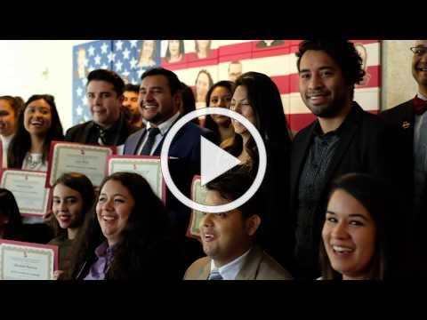 2018 GALEO Institute for Leadership Graduation