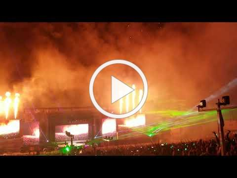 Closing Ceremony at the 2019 World Scout Jamboree