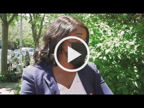 Judge Dweynie Paul 'People's Surrogate '2021