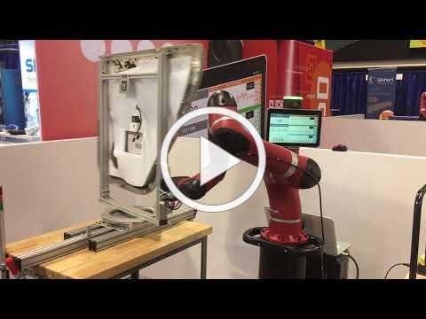 Cobot Application Spotlight: Testing & Quality Inspection Job 2