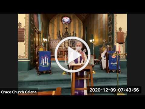 Grace Galena Wednesday Eucharist 12:9:2020