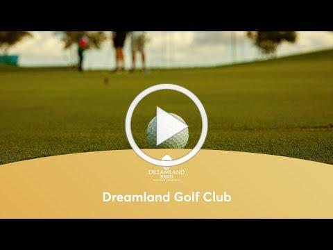 Azerbaijan Open Tournament in Dreamland Golf Club 2017