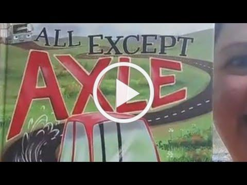 All Except Axel, by Sue Gallion