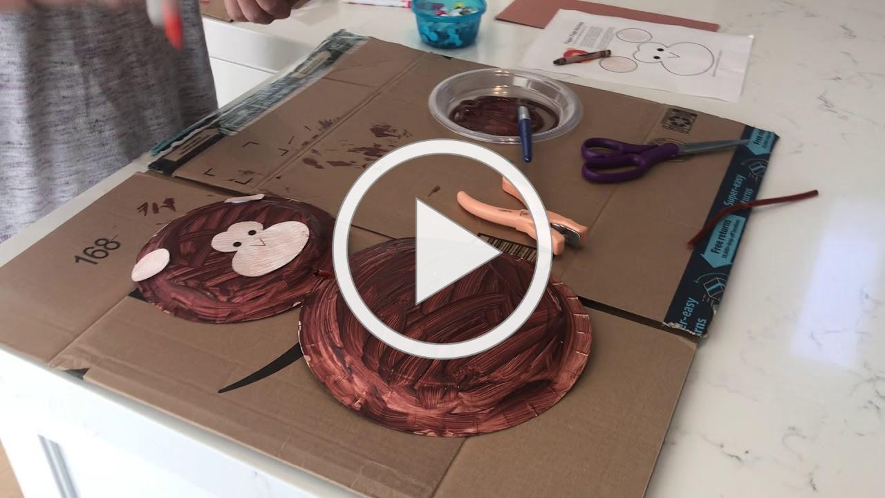 Gamal Monkey Art Project