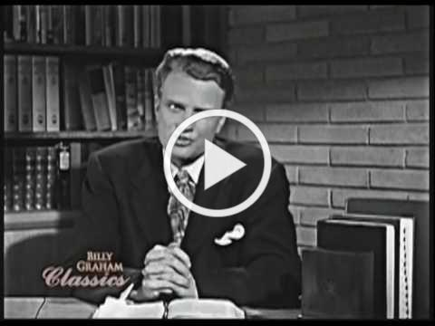 Billy Graham - Christmas Message 1953