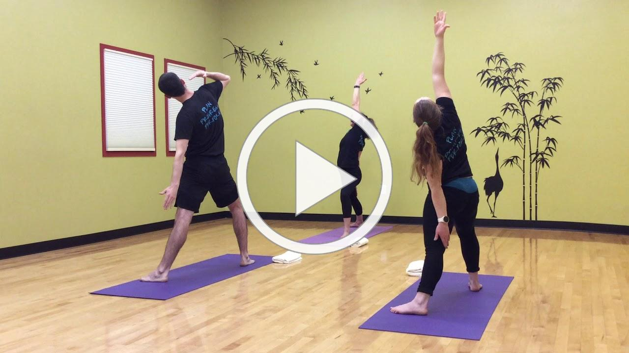 Mashpee Fitness Vinyasa Yoga Flow with Ally
