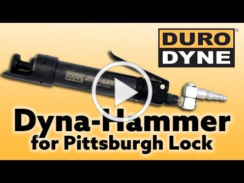 Dyna-Hammer for Pittsburgh Lock from Duro Dyne