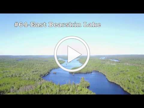 BWCA Entry Point #64 East Bearskin Lake