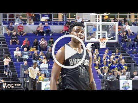 Memphis Commit DJ Jeffries Pours in 38 in his City of Palms Debut!
