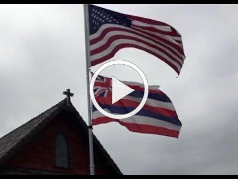 All Saints Memorial Day ceremony 2021