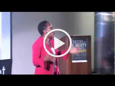 Milking sacred cows: Christy Coleman at TEDxGraceStreet