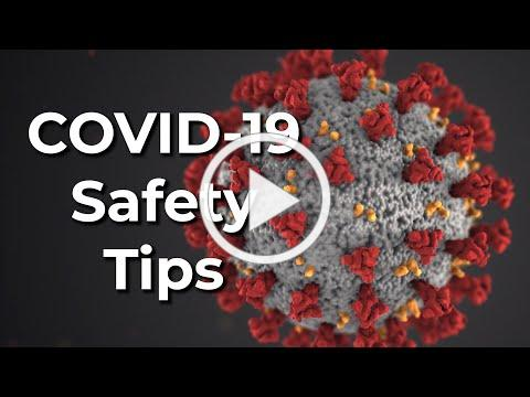 Coronavirus (COVID-19) Safety Tips