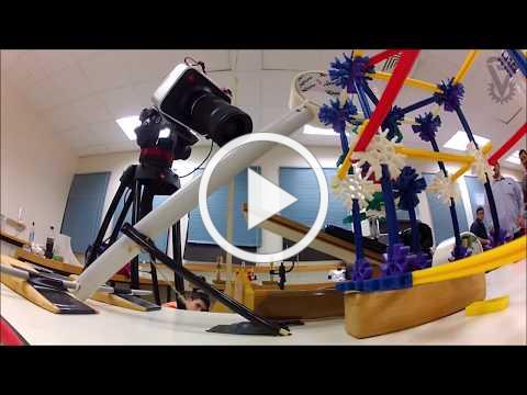 Technion- Rube Goldberg Machine