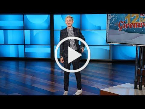 Ellen Reviews Thanksgiving Foods That Shouldn't Be Made