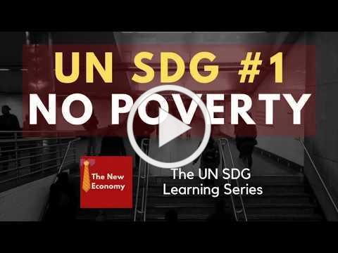 UN SDG1 : NO POVERTY