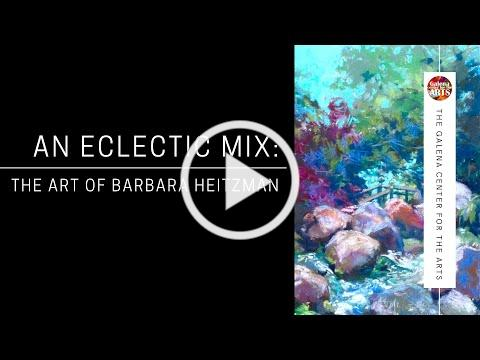 Barbara Heitzman - Eclectic Mix