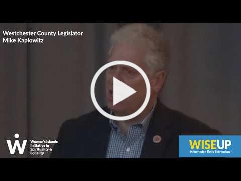 WISE Up Endorsement - Westchester County Legislator Mike Kaplowitz